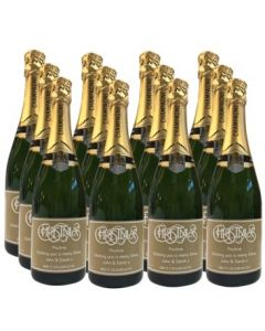 case-of-12-bottles-personalised-christmas-champagne