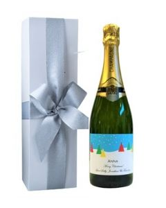 personalised-christmas-champagne-in-white-box