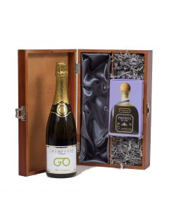 Personalised Champagne with Patron