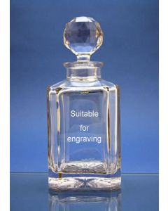 Lead Crystal Whisky Decanter