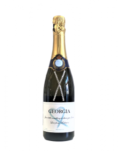 Dazzling-personalised-prosecco-bottle-with-crystal-gems