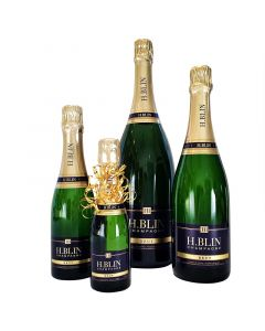 """""""La Collection Luxe"""" - H.Blin Luxury Champagne Collection"""