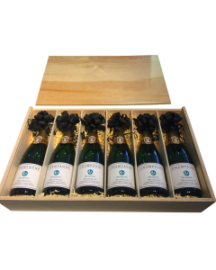 personalised-champagne-gift-set-of-6-wooden-slider