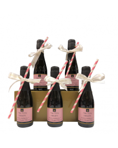 miniature-personalised-prosecco-gift-box-millie