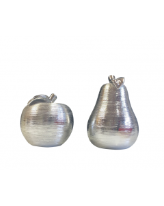 textured-Finish-Apple-and-Pear-Gift-Set-silver