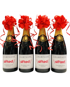 corporatte-branded-champagne-with-hand-tied-bows