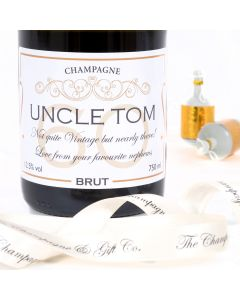 Personalised 60th Birthday Champagne