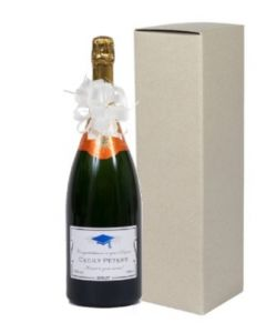 Personalised-Champagne-Magnum-Silver-grey-Box