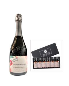 personalised-prosecco-with-essential-oils