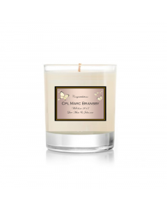 Luxury Personalised Scented Candle - Congratulations