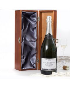 Magnum Bottle of Prosecco in Wooden Box
