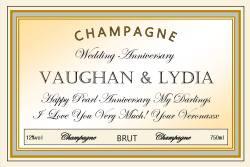 gold-Anniversary-champagne-label
