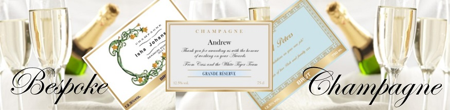 champagne Delivery banner
