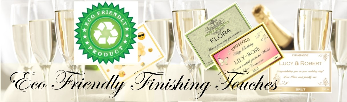 eco friendly finishing touchess banner
