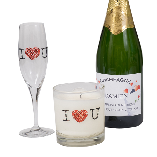 Personalised-Scented-candle-gift-set