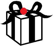 white-black-gift-box-red-bobble