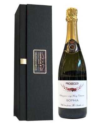 Business Prosecco fin gift box