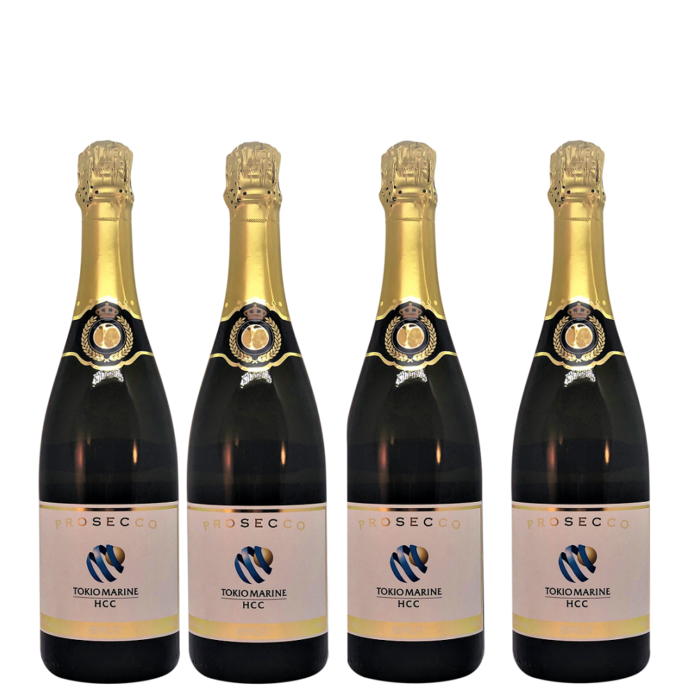 Duo Corporate Branded-Champagne