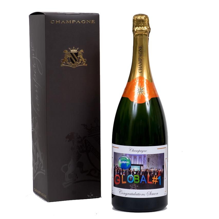 Corporate-event-champagne-magnum