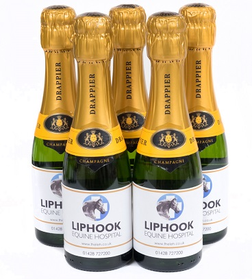 buesiness champagne for event