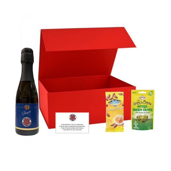 Corporate Prosecco Hampers for Virtual Events