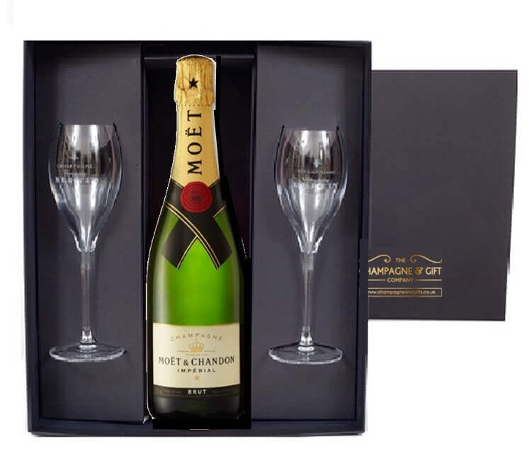 Champagne & Flute Gift Sets