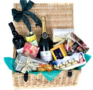 Bespoke Graduation Champagne Gift with