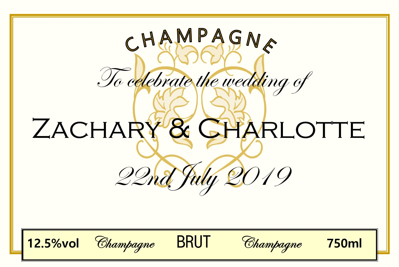 personalised-champagne-wedding-label-white-heart
