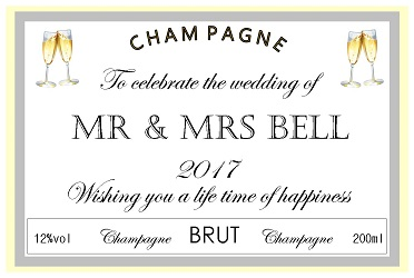 personalised-champagne-wedding-label-with-flutes