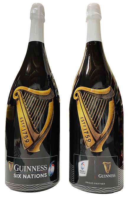 corporate champagne magnum