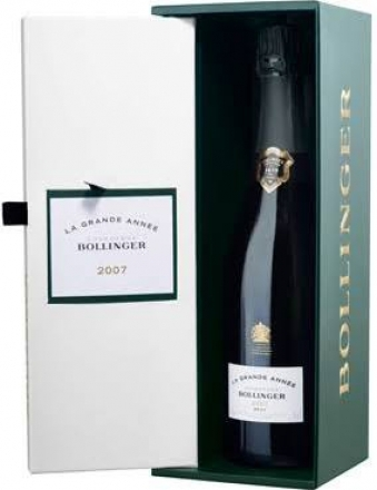 Bollinger Champagne for International Delivery