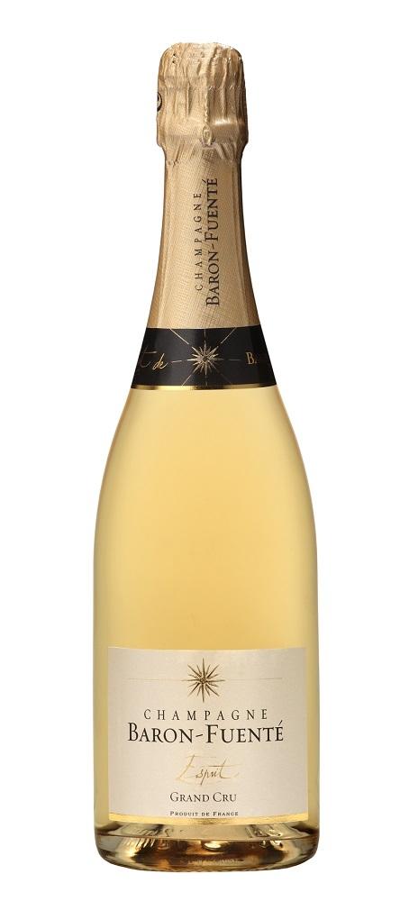 Personalised Wedding Champagne Grand Cru