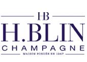 blin champagne logo