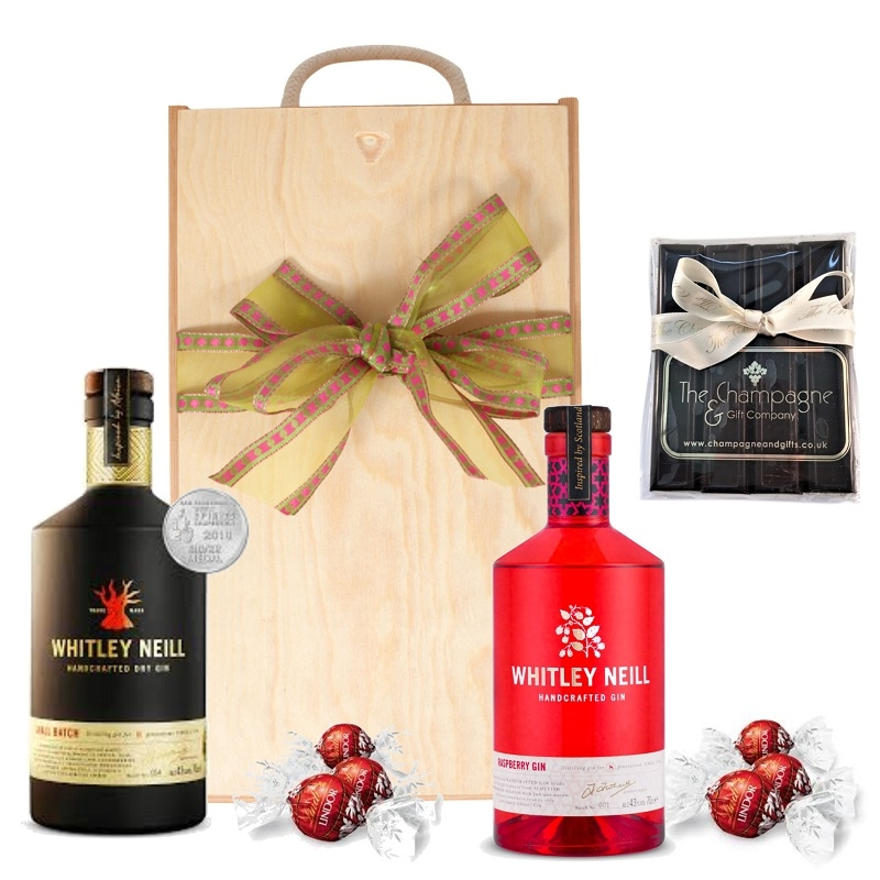 personalised gin gift
