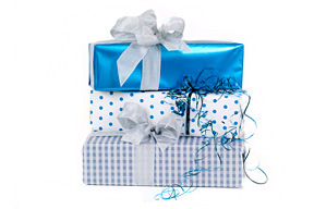 gift wrapping for bottles