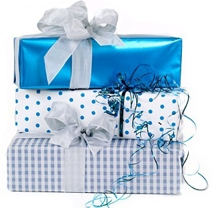 champagne-gift-wrapped-blue
