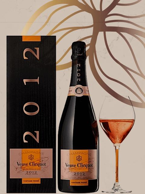 Veuve Vintage Champagne stunning