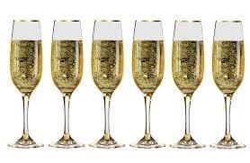 champagne-flutes