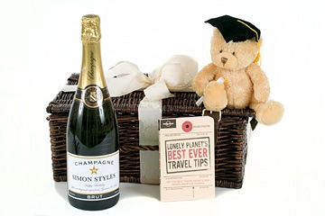 personalised champagne gift new mother