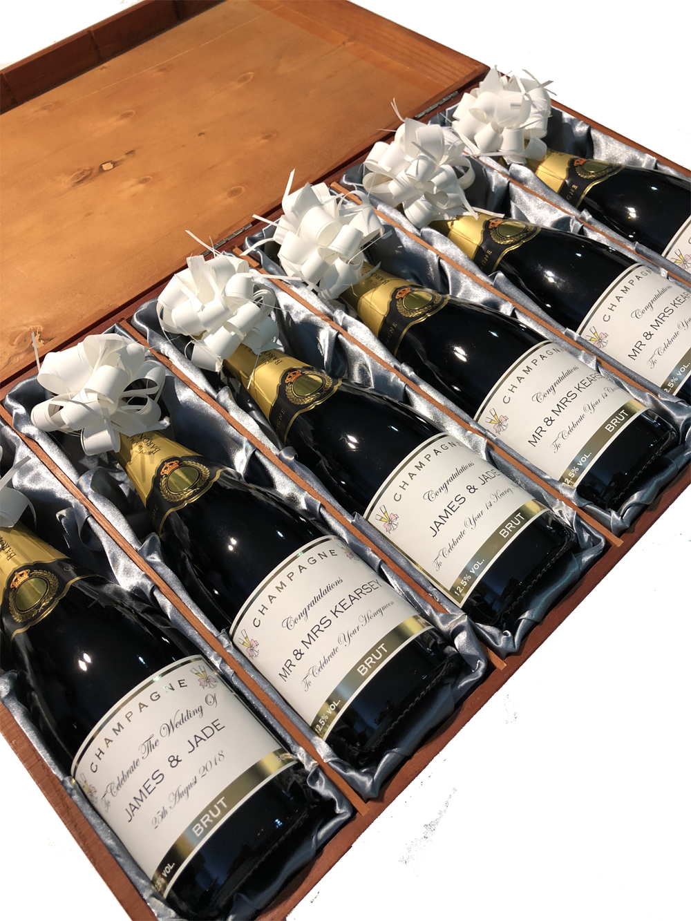 personalised-wedding-champagne-box-of-six